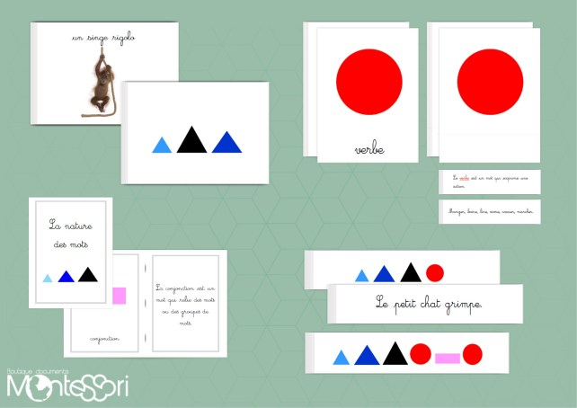 1325_Dossier grammaire Montessori_2000
